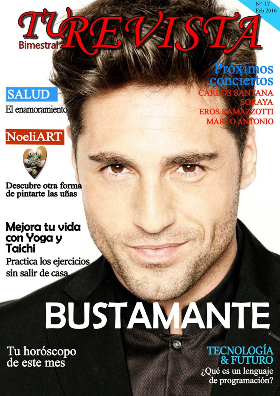 Descubre todo sobre David Bustamante.