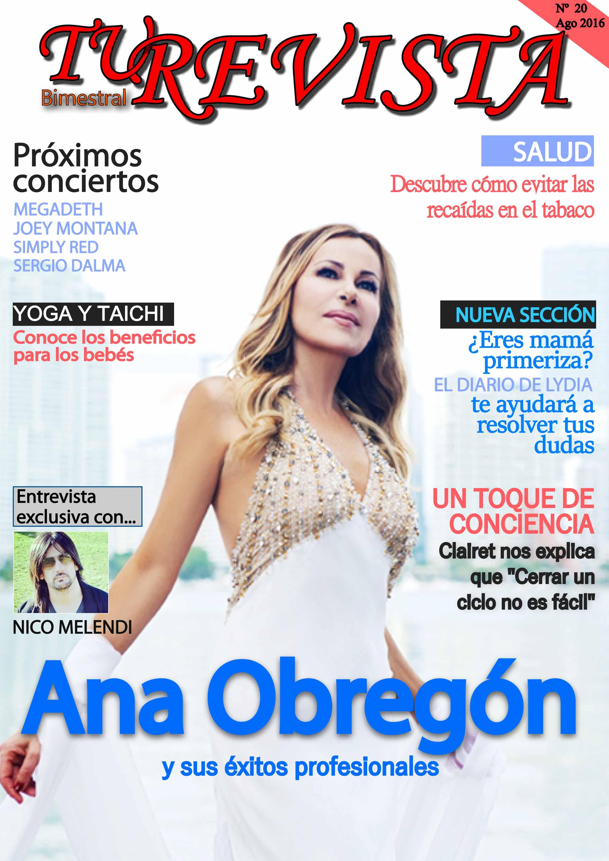 Os hablamos de Ana Obregón y su interesante vida interior, y cómo logró el éxito profesional.