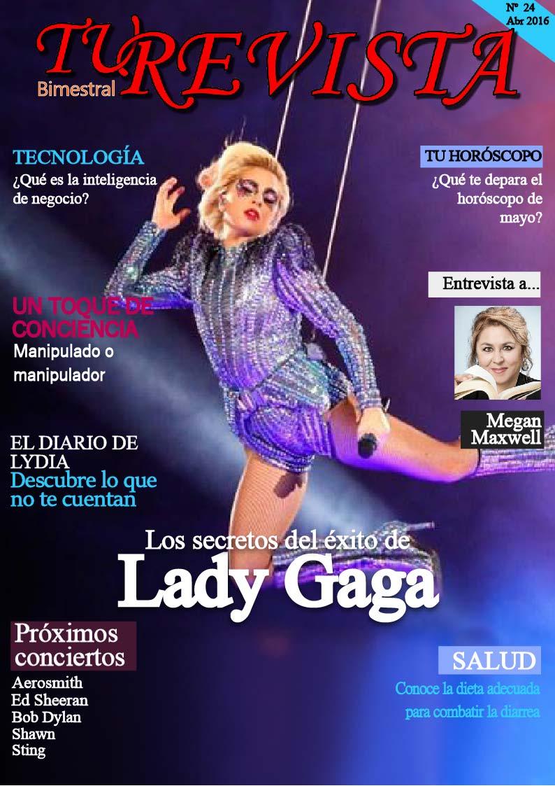 """Descubre los secretos de \""""Lady Gaga\"""" y cómo consiguió el éxito."""