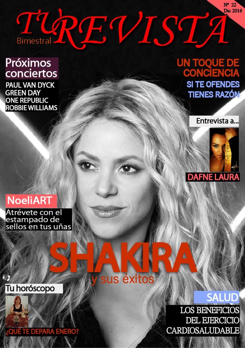 """Los pasos de \""""Shakira\"""" hacia el éxito de su carrera profesional y personal."""
