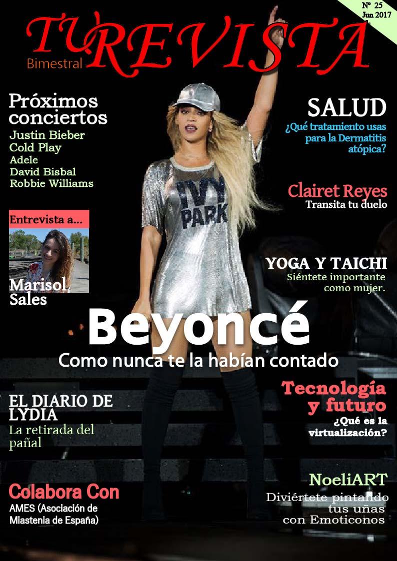 No te pierdas todo lo que te contamos de Beyoncé.