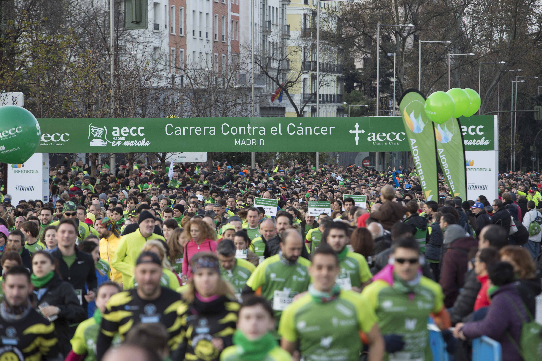 """""""AECC Madrid en Marcha Contra el Cáncer"""""""