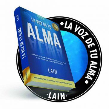 """El libro """"La voz de tu Alma"""" es el Best Seller del escritor Laín García Calvo."""