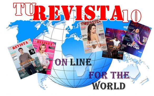 TU REVISTA10 es una de las más leídas en el mundo con más de 5 MILLONES DE lectores.